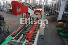 Juice Bottled Water Production Line Automatic Bottle Carton Erector Top Loading Packing Machine