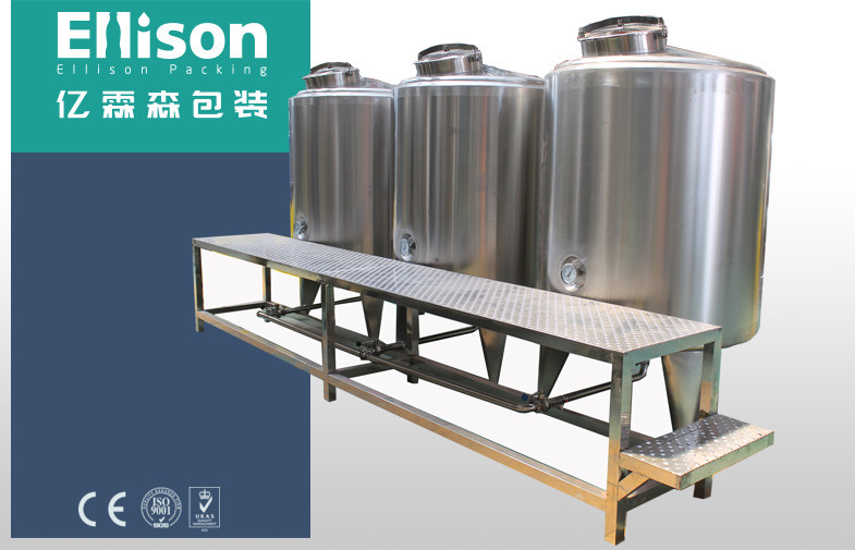 Auto Carbonated Drink Production Machine Pet Bottle Rotary Liquid Filling